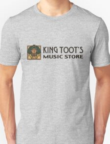 King Toot's Music Store T-Shirt