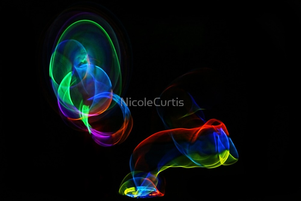 glow sticks II by NicoleCurtis