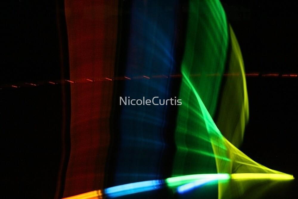 glow stick III by NicoleCurtis