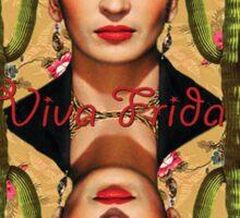 Viva Frida Sticker