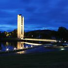 National Carillon, Canberra by Tim Coleman
