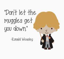 Muggles by keirrajs
