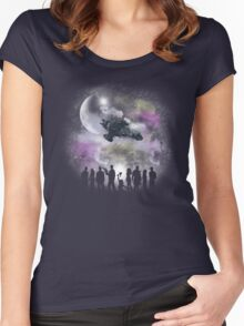 Legend of Serenity Women's Fitted Scoop T-Shirt