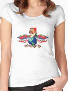 Duke Pope Zero Women's Fitted Scoop T-Shirt