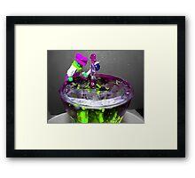 SCI-FI Framed Print