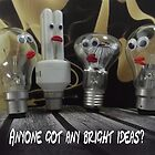 Anyone got any bright ideas? by Caroline  Peacock