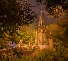 Quinta da Regaleira Chapel. Sintra by terezadelpilar~ art & architecture