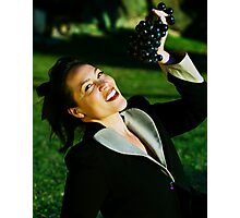 Kate Cebrano - 2012 - 40s Bacchus Photographic Print