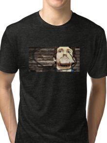 Someone Save Will Graham Tri-blend T-Shirt