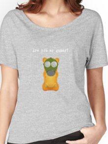 Are You My Gummy (White Text) Women's Relaxed Fit T-Shirt