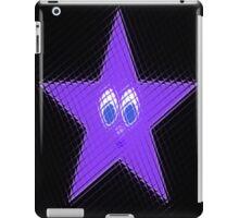 Purple Star iPad Case/Skin