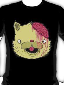 brains cat T-Shirt