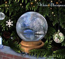 C.E. White Christmas Art by galet09