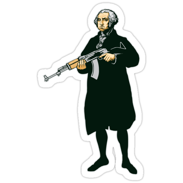 George Washington by LibertyManiacs