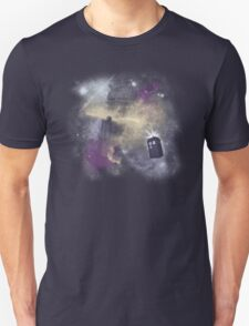 Trough Time and Space T-Shirt