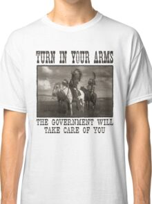 Turn In Your Arms Classic T-Shirt