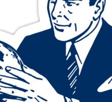 The Libertarian Plot Sticker