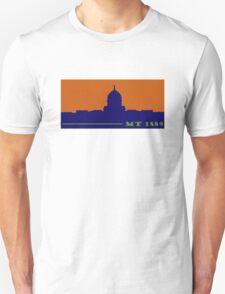 Montana 1889 Unisex T-Shirt
