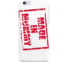 Made in Mummy iPhone Case/Skin