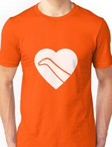 Dinosaur heart: Diplodocus T-Shirt
