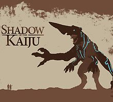 Shadow of the Kaiju by agreatrandom