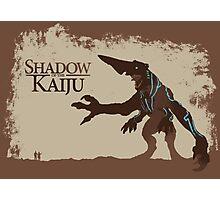 Shadow of the Kaiju Photographic Print