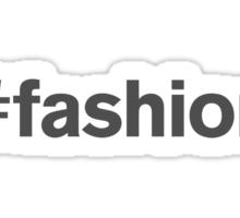 #fashion Sticker