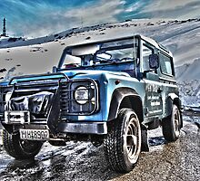 Land Rover by ChristopherPH