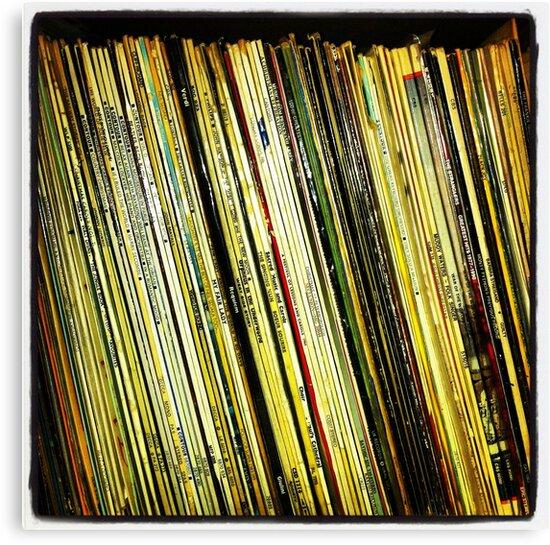 Vinyl - Instagram by Tim Topping