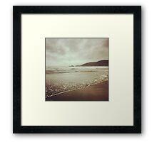 Newgale Sands Framed Print