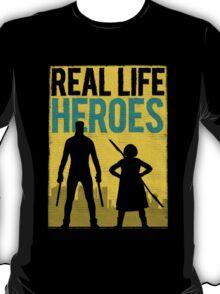 Real Life Heroes (V.1) T-Shirt