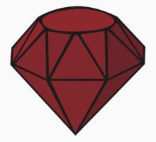 Ruby by skulioskarsson