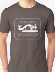 Texting Like it's 1866 T-Shirt