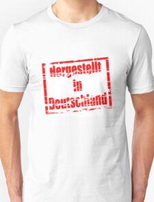 Hergestellt in Deutschland T-Shirt