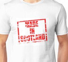 Made in Scotland Unisex T-Shirt