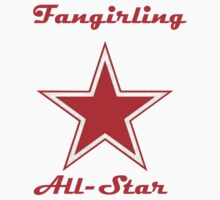 Fangirling All-Star Tee by Shannon Horton