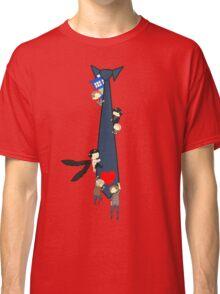SuperWhoLock Tie Classic T-Shirt