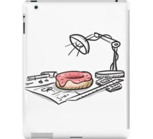 Inventing the Donut iPad Case/Skin