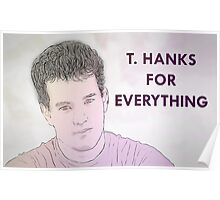T.Hanks for Everything Poster
