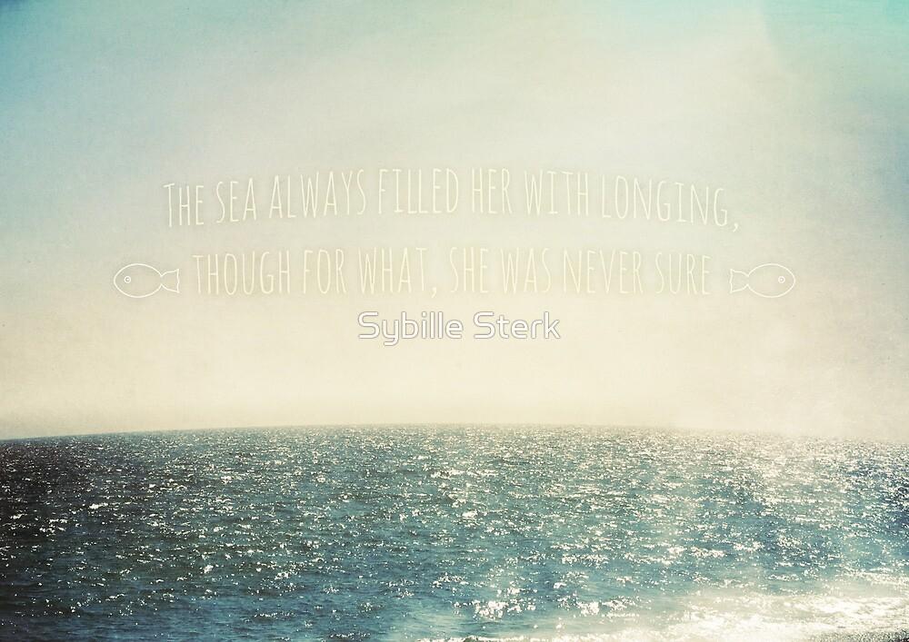 Longing by Sybille Sterk