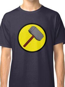 Captain Mjolnir Classic T-Shirt