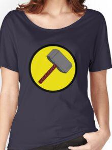 Captain Mjolnir Women's Relaxed Fit T-Shirt