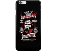 Crowley's Deals Agency iPhone Case/Skin