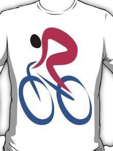 Cyclist Icon T-Shirt