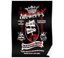 Crowley's Deals Agency Poster