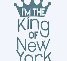 King of New York by worldsyererster
