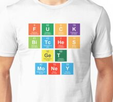 Disregard Females Acquire Currency Unisex T-Shirt