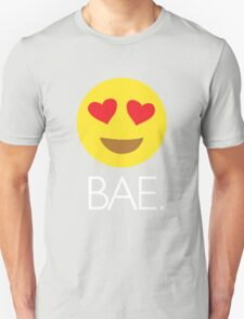 Bae Heart Eyes Emoji T-Shirt