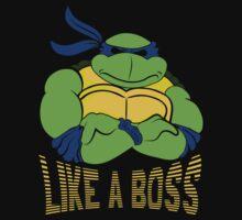 Like a Boss One Piece - Long Sleeve