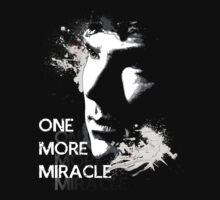Sherlock - One More Miracle Kids Tee